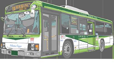 キッズページ 国際興業バス